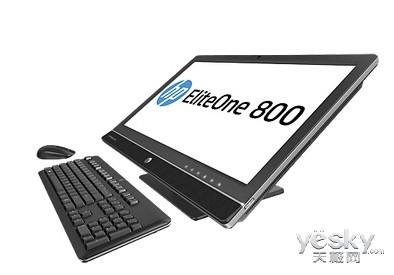 HP EliteOne 800 G1 多功能一体电脑